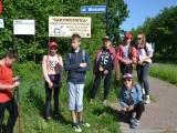 Piesza wycieczka Szkolnego Koła Turystycznego do Gdańska